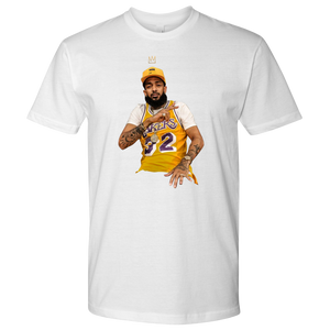 King Nipsey Lakers Tee