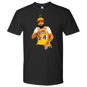 King Nipsey x King Kobe 24 Tee