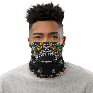 Baroque Bandana Face Mask/Neck Gaiter