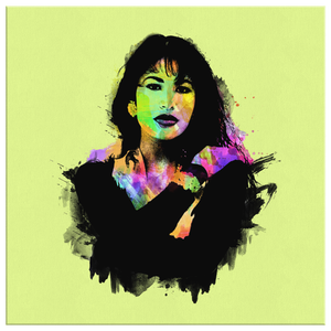 Selena Square Canvas