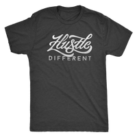 Hustle Different Triblend Tee