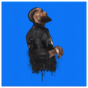 Nipsey Tha Great Square Canvas V2