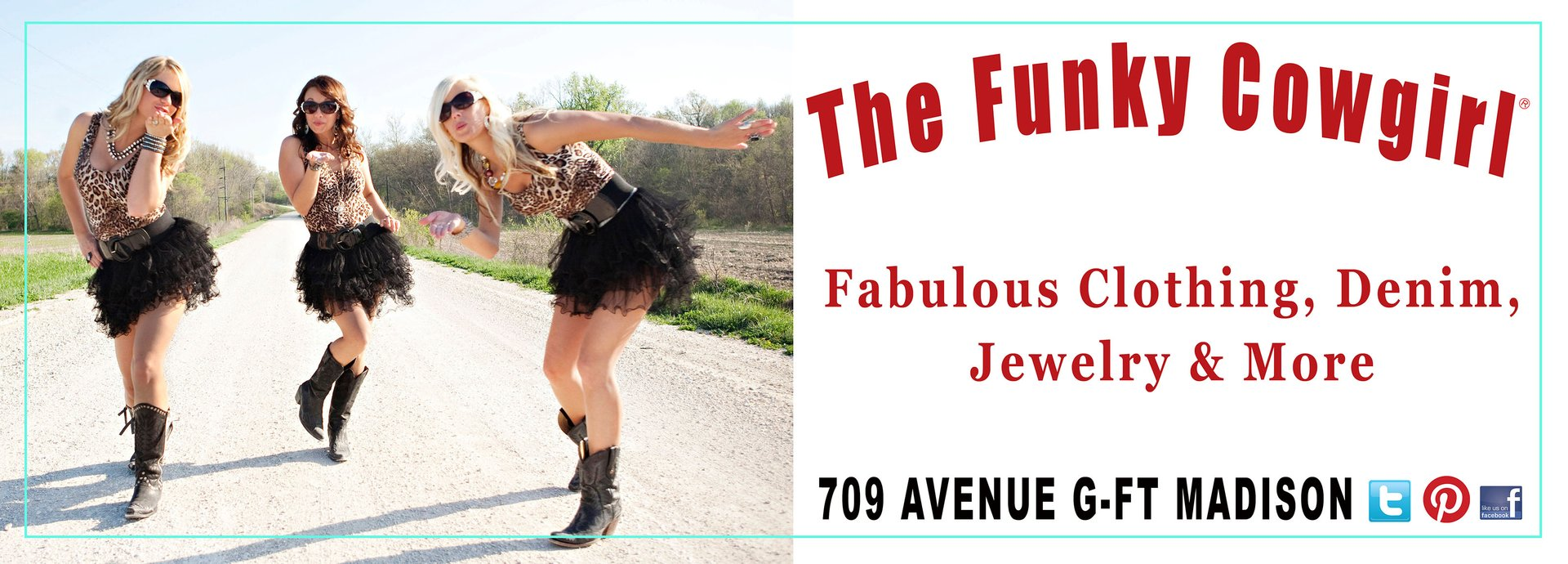 The Funky Cowgirl Clothing
