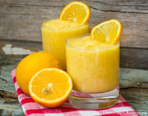 Healthy Citrus Smoothie Recipe