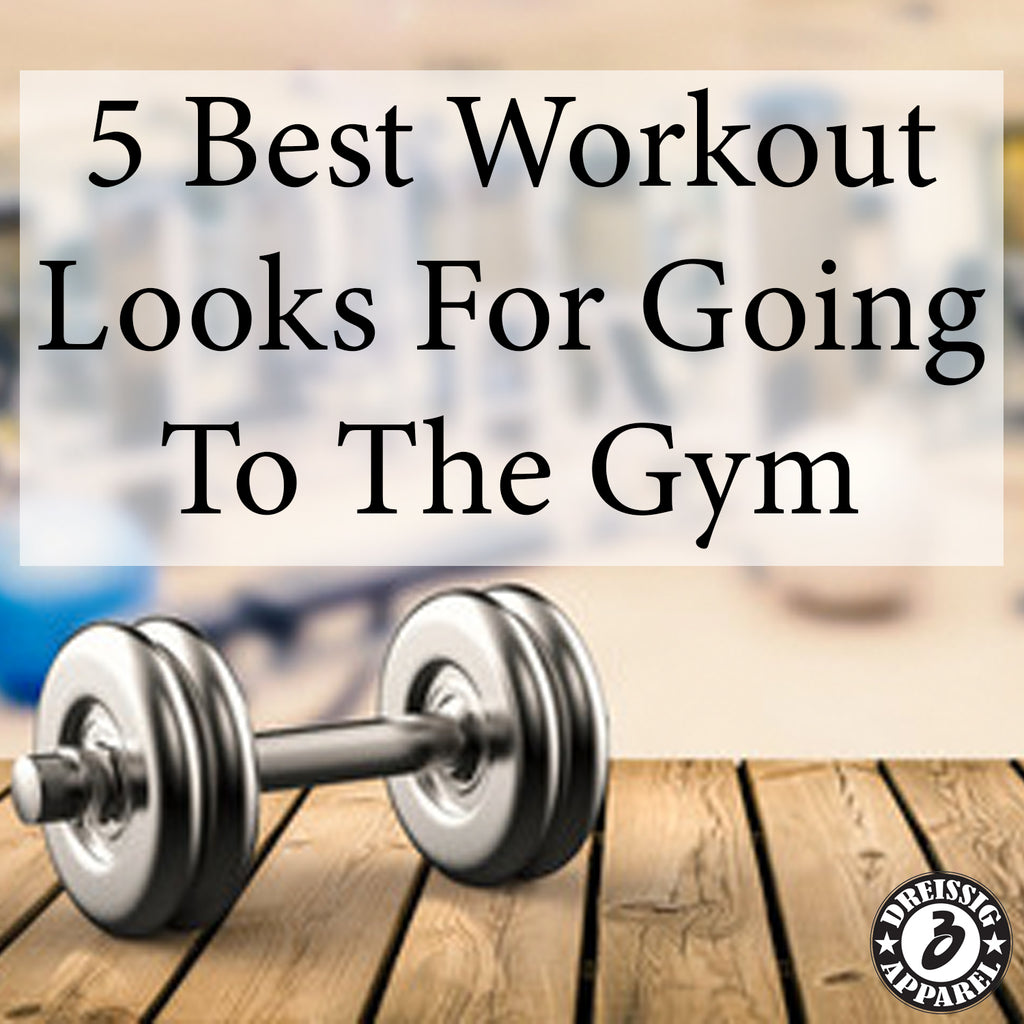 5 Best Workout Looks For Going To The Gym