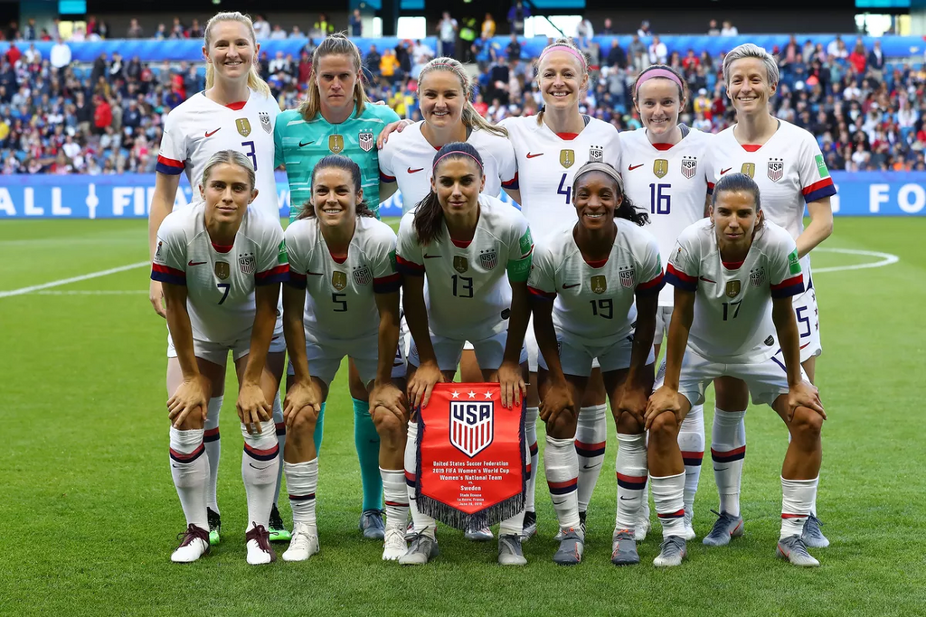 You Can Train and Diet like the U.S. Women's National Soccer Team Too!