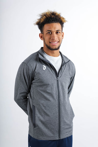 Men's Full-Zip Performance Jacket