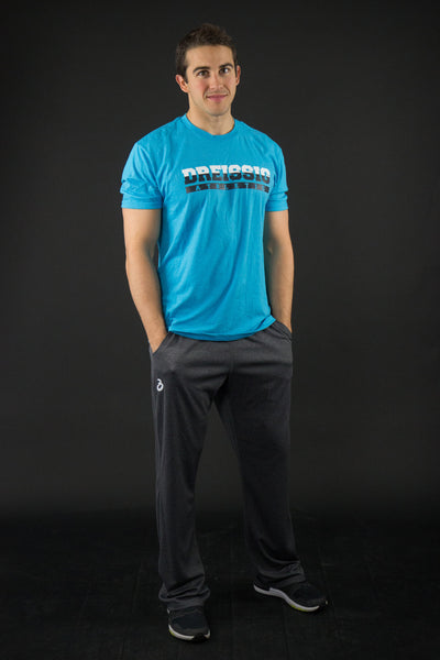 Men's Athletic Mesh Sweatpants