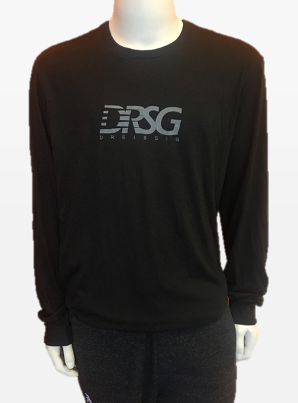 Men's DRSG Long Sleeve Triblend Tee