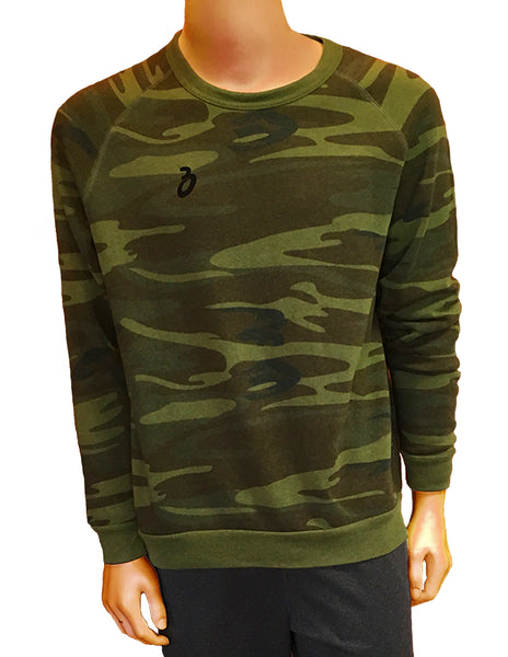 Men's Eco-Fleece Pullover Sweatshirt