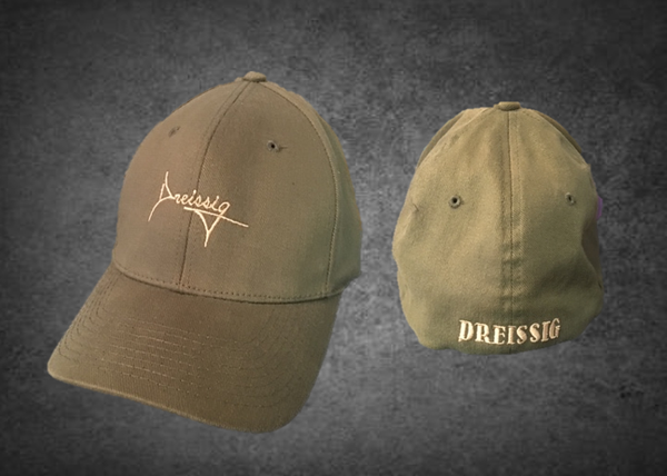 Dreissig Athletic FlexFit Baseball Cap