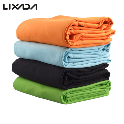 Fitness Yoga Blanket Towel Ultra-thin with Conner Anchor Pockets  200 * 160cm