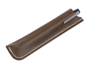 brown leather Samsa sleeve