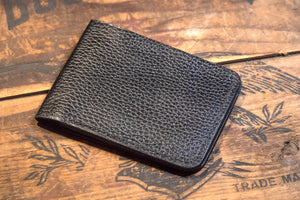 Handsewn Leather Bifold Wallet