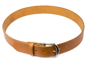 Leather Belt - London Tan