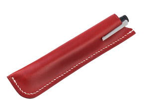 red leather Samsa sleeve