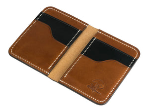 vertical card wallet