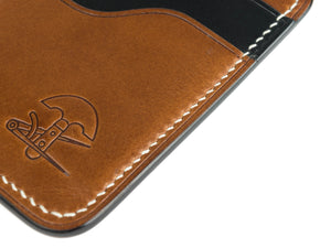 Full Grain Creations Riptide wallet