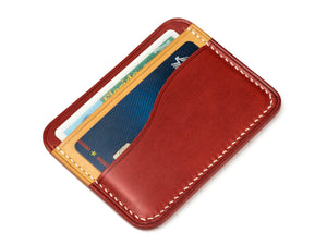 The Saratoga Card Wallet
