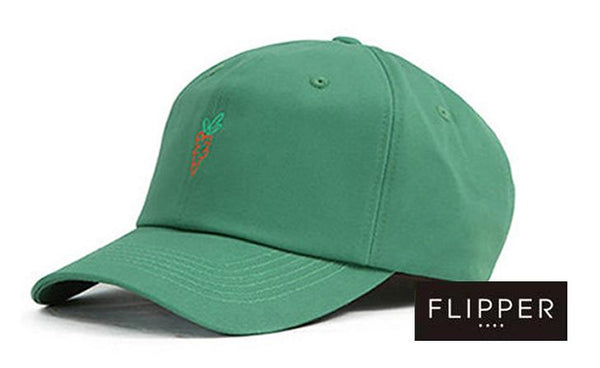 "Green ""Carrots"" Cap"
