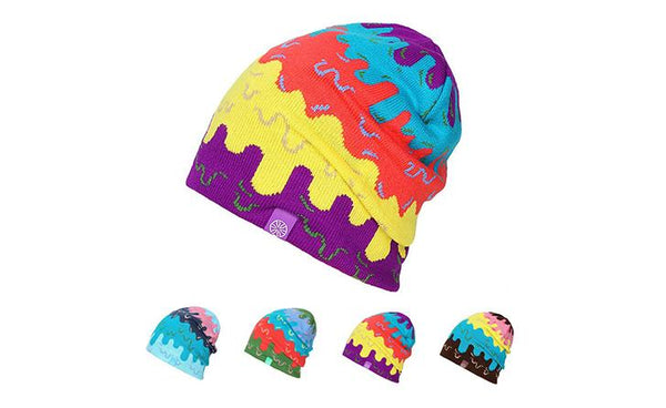 Gemay G.M Drip Beanie Winter Hat