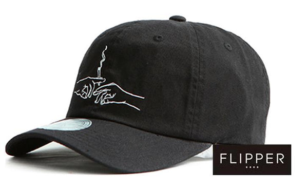 FLIPPER 'Weed Share' Black Cap
