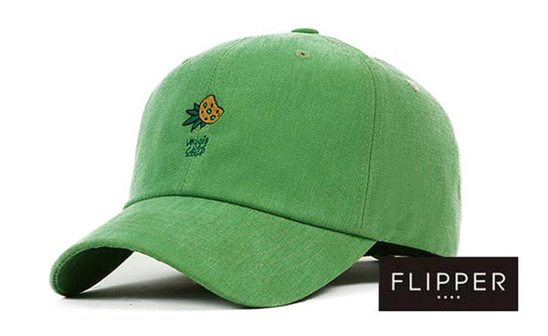 FLIPPER 'Green Veggie Chips' Green Cap