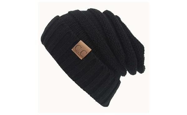 ZENGCAI Acrylic Wool Beanie Winter Hat