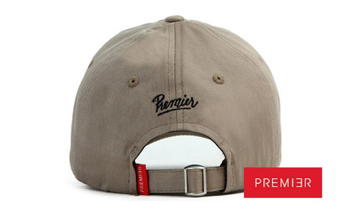 PREMIER 'Bad Bear' Khaki Cap