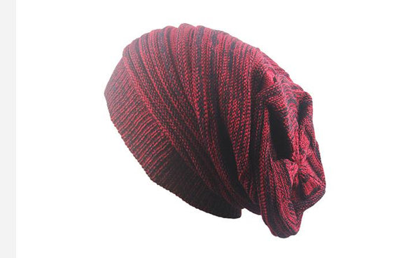 LIVA Baggy Multicolor Beanie Winter HAT