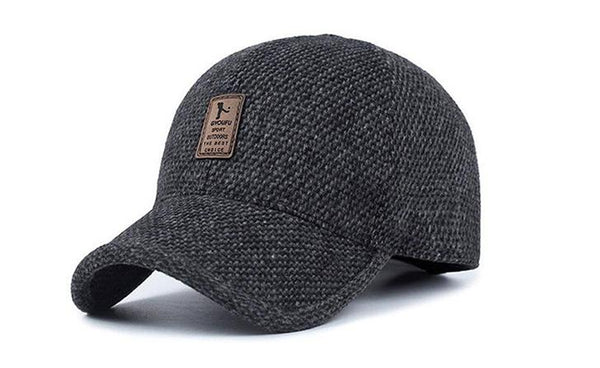 AETRENDS Woolen Knitted Design Multicolor Cap