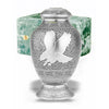 Eagle Urn with Green Case