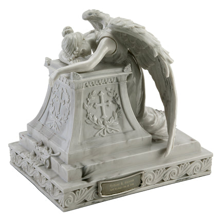 Angel of Mourning Urn