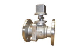 Ball Valves (Flanged)