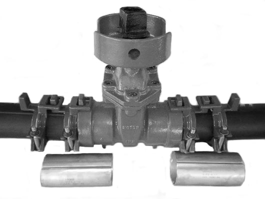 HDPE Mainline Gate Valve Kits