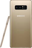 Galaxy Note 8 - Maple Gold (Screen + Pen)