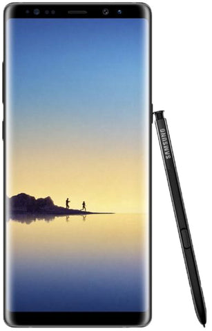 Galaxy Note 8 - Black (Screen + Pen)