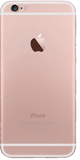 iPhone 6s - Rose Gold (Back)