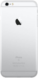 iPhone 6s - Silver (Back)