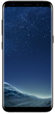 Galaxy S8 - Black (Screen)
