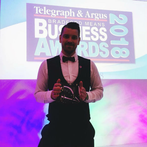 A NEW BUSINESS AWARD