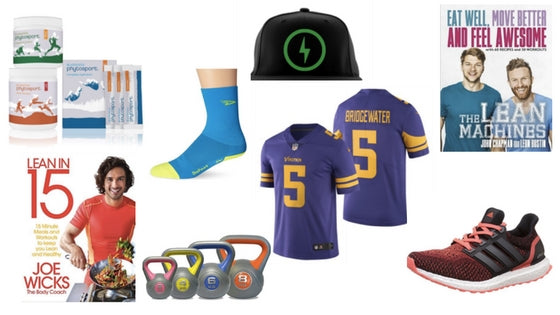 CHRISTMAS GIFT GUIDE FOR SPORT & FITNESS FANS