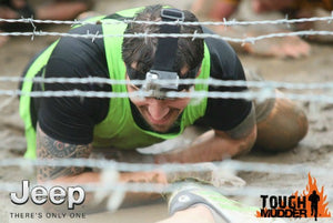 TRAINING FOR TOUGH MUDDER