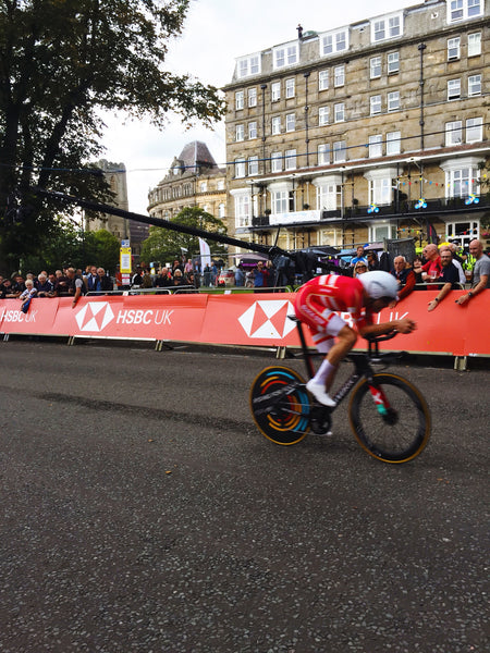 Men's Time Trial World Championship Harrogate