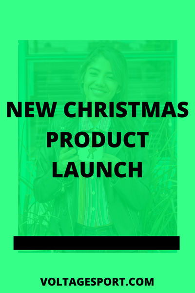 Voltage Sport Christmas Product Launch