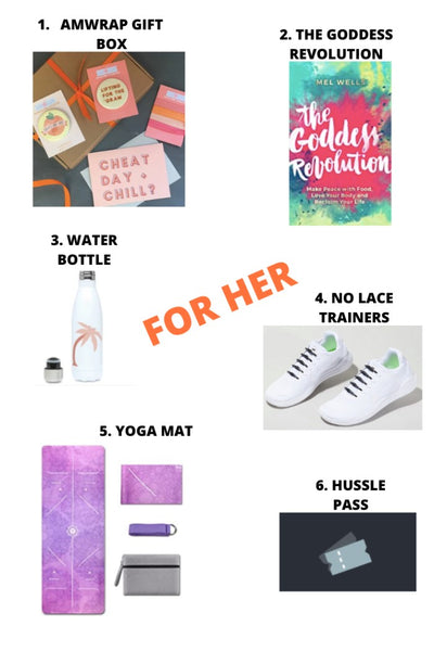 Fitness Christmas Gift Guide for Her