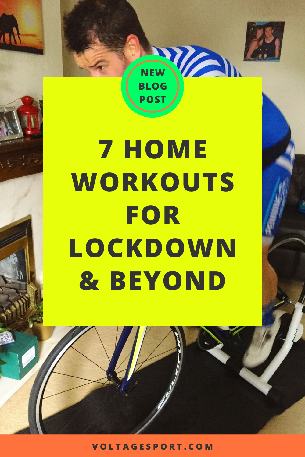 Home workouts for lockdown and beyond
