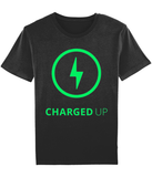 CHARGED UP MEN'S T-SHIRT