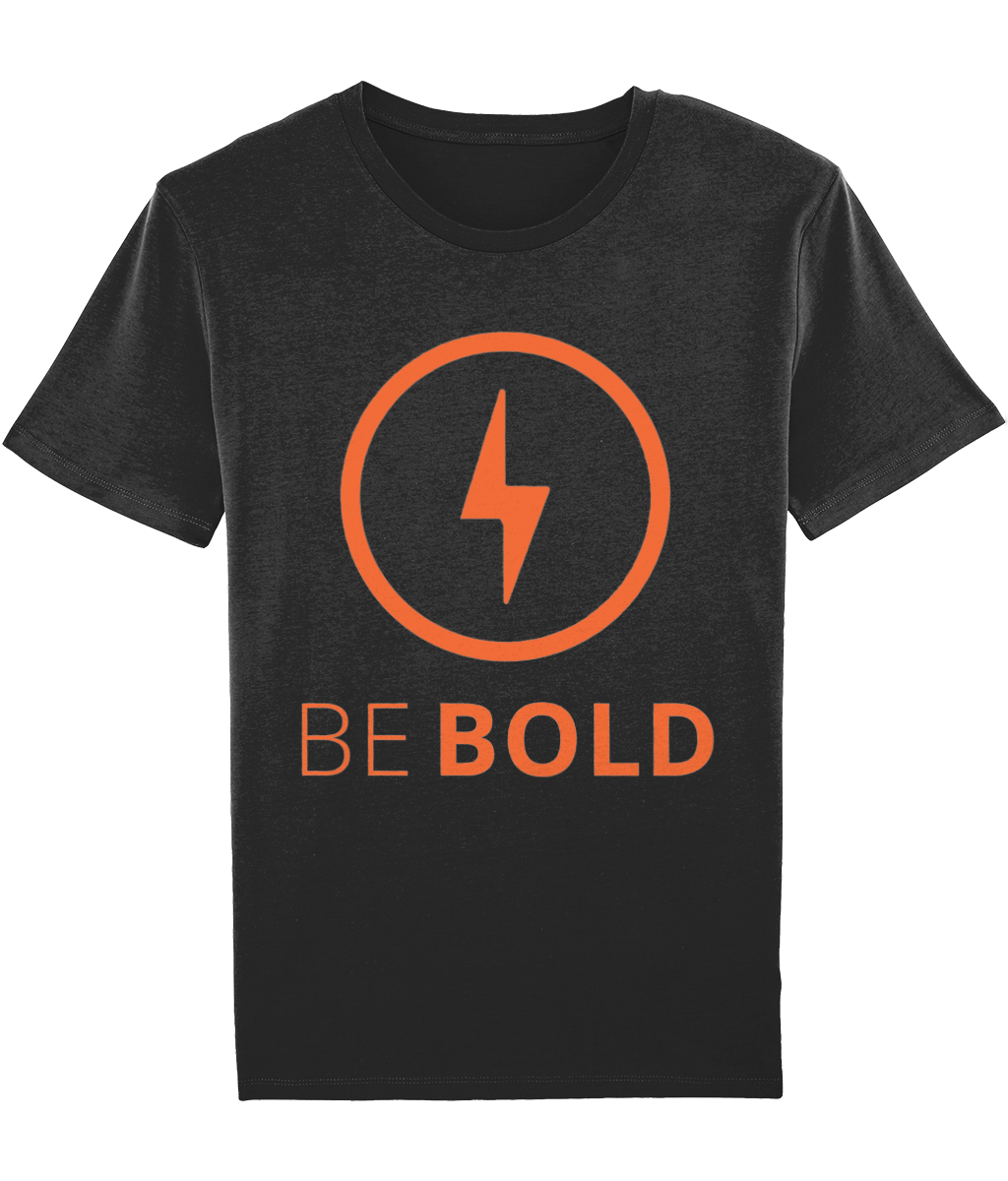 BE BOLD MEN'S T-SHIRT