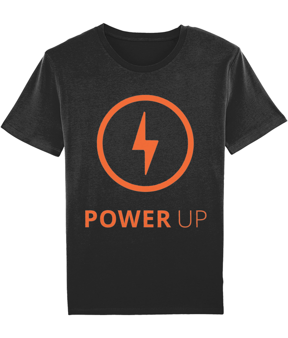 POWER UP MEN'S T-SHIRT